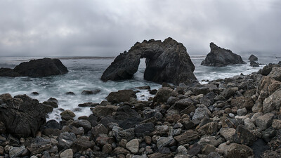 Kirk Creek Arch
