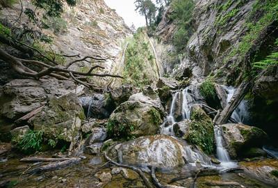 Limekiln Falls Landscape