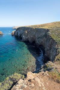 Santa Cruz Island Coastal Cliffs
