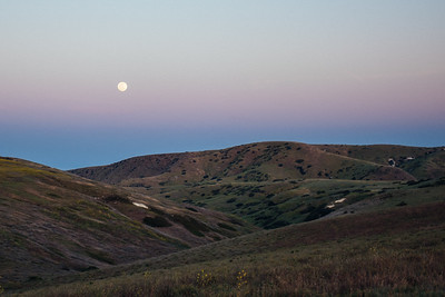 Channel Islands - Moonrise