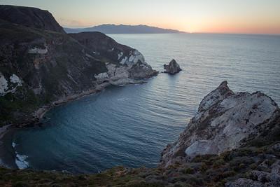 Channel Islands - Potato Harbor Overlook
