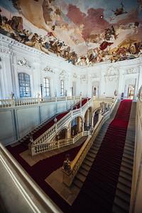 Wurzburg Residenz Interior IV