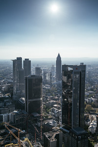 Frankfurt High Rise Buildings