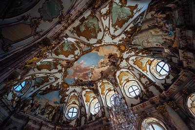 Wurzburg Residenz Interior I