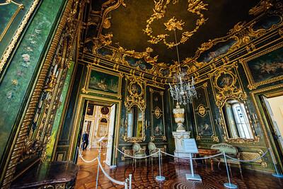 Wurzburg Residenz Interior III