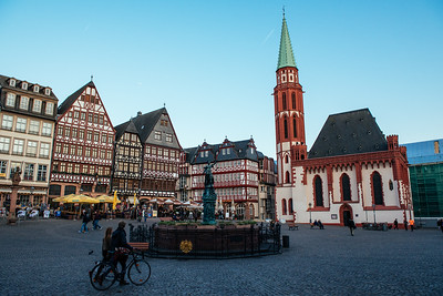 Frankfurt Old City