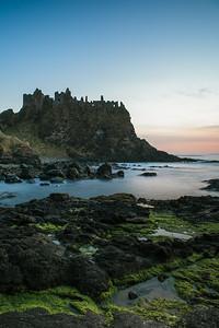 Duncluce Castle Portrait