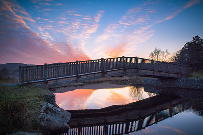 Bridge over Owencarrow River