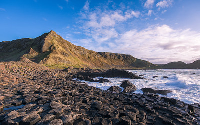 GIant's Causeway Wide