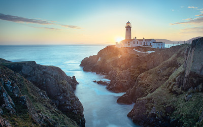 Fanad Head Lighthouse Sunrise