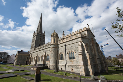 St. Columb's Cathedral, Londonderry