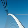 Samuel Beckett Bridge Tension Cables