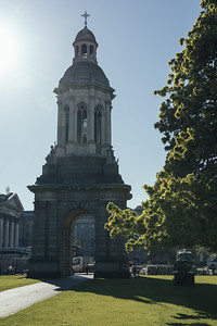 Liberty Square Tower, Trinity College, Dublin