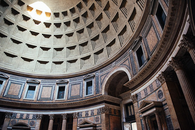 Pantheon - Interior
