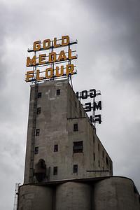 Gold Medal Flour Factory