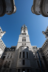 Philidelphia CIty Hall Inner Courtyard