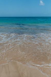 Flamenco Beach Waters