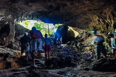 Path to Window Cave