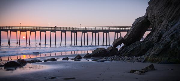 Haskell's Beach Pier