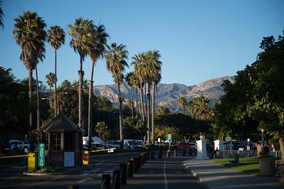 Santa Barbara Harbor Parking