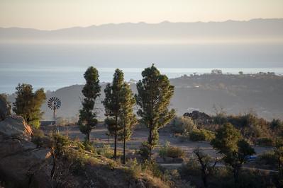 Santa Barbara from Inspiration Point