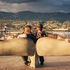Couple at Shoreline Park Whale Tail