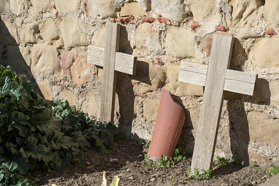 Santa Barbara Mission Graves