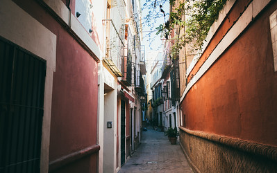 Seville Narrow Streets