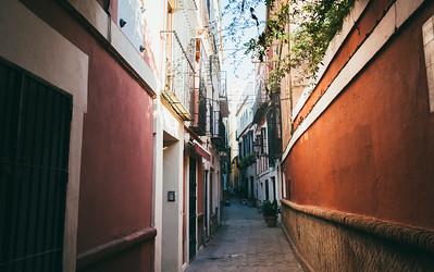 Seville Narrow Streets