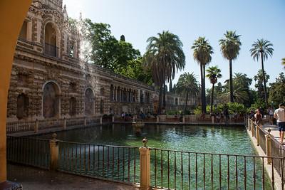 Gardens of Royal Alcazar
