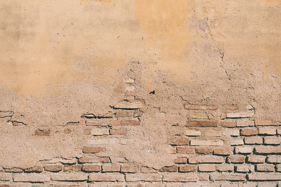 Brick and Mortar Wall in Seville