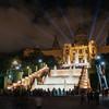 National Plaza at Night