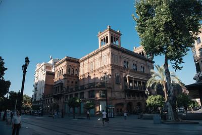 Seville City Streets