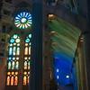 Sagrada Familia Interior Nativity Side