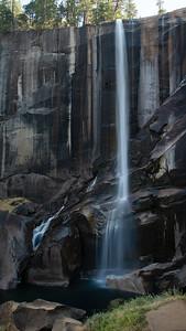 Vernal Falls Mid-Summer