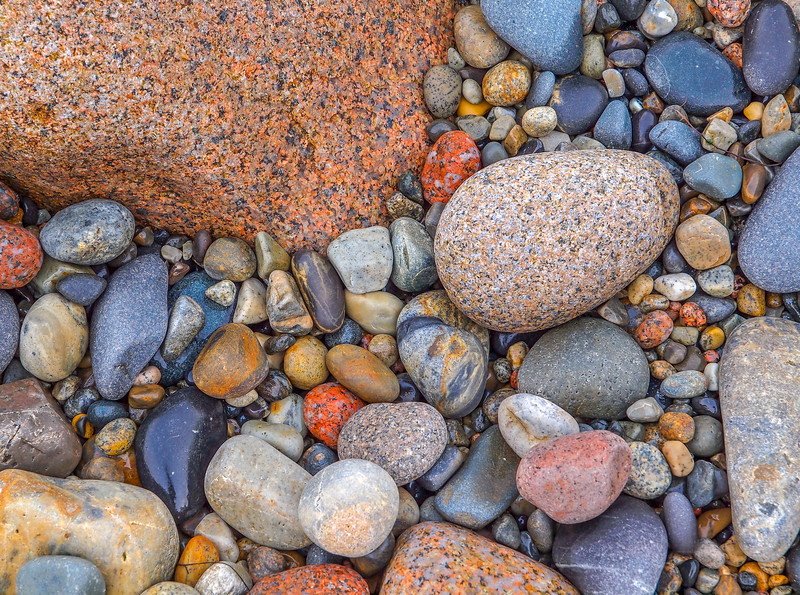 Tumbled Stones..