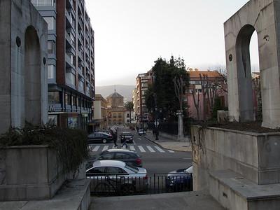 Random Oviedo Street