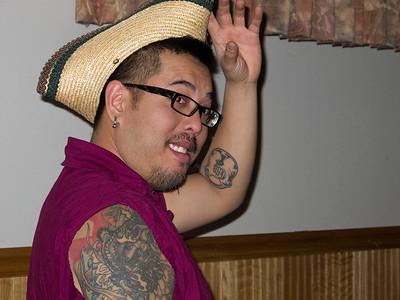Nice Hat, Ronin