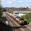 57312 at Cobblers Lane Bridge, Pontefract
