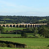 158756 on Arthington Viaduct