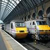 43318 and 82203 at Kings Cross