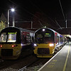 333003 & 333014 at Guiseley