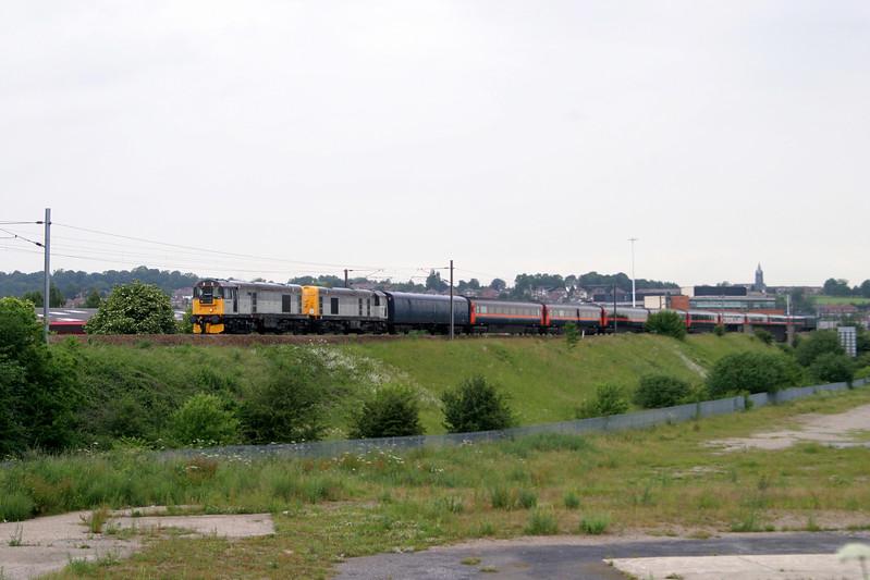 20905 & 20096 at Elland Road, Leeds