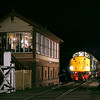 D306 at Wansford Signal Box