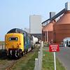 55022 at North Blyth Alcan