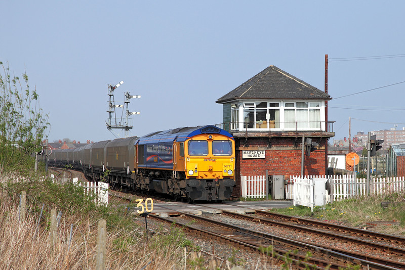 66721 at Marchey House