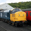 37264 at Grosmont Shed