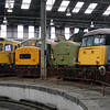 E3035, 85101, 37201, 45105 & 33111 at Barrow HIll