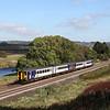 156486 & 156471 at Craneshough, Hexham