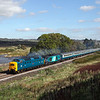 D9009 & 68004 at Craneshough, Hexham